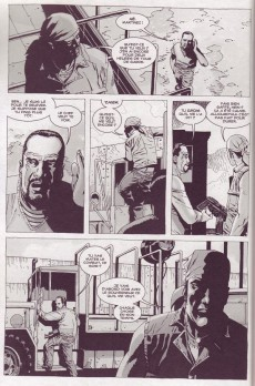 Extrait de Walking Dead -6a2010- Vengeance