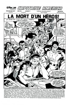 Extrait de Capitaine America (Éditions Héritage) -134135- La mort d'un héros!