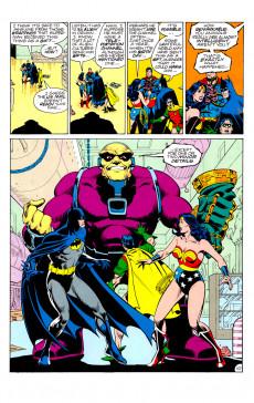 Extrait de Superman (1939) -AN11- Annual 1985