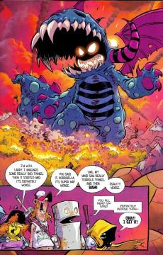 Extrait de I Hate Fairyland (2015) -10- Issue 10