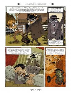 Extrait de Axolot -3- Histoires extraordinaires & sources d'étonnement - Volume 3