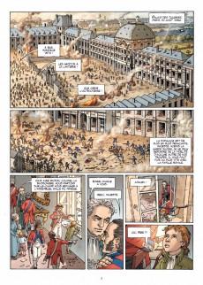 Extrait de Champs d'honneur -3- La Bérézina - Novembre 1812