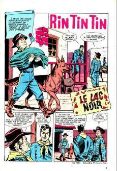 Extrait de Rin Tin Tin & Rusty (2e série) -163- Le lac noir