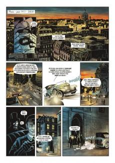 Extrait de Les 1000 mystères d'Arsène Lupin -1- L'Illusion de la Panthère Noire !