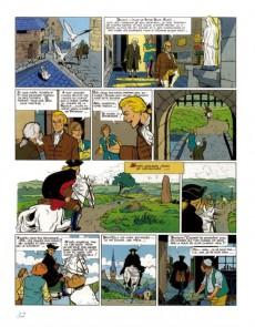 Extrait de Le chevalier de Saint-Clair -INT2- L'intégrale - tome 2