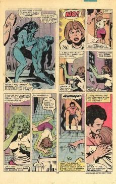 Extrait de Savage She-Hulk (The) (1980) -3- She-Hulk Murders Lady Lawyer!