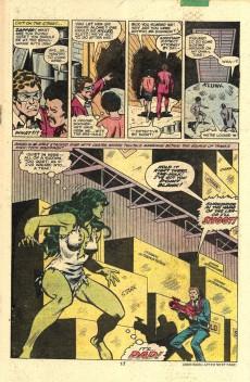 Extrait de Savage She-Hulk (The) (1980) -4- My Father... My Foe!