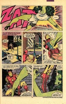 Extrait de Savage She-Hulk (The) (1980) -6- Enter: The Invincible Iron Man