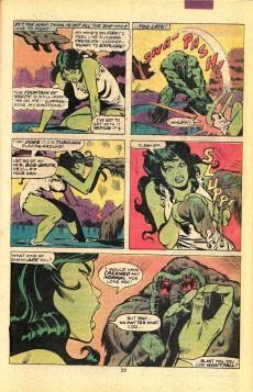 Extrait de Savage She-Hulk (The) (1980) -8- Among The Ogres!
