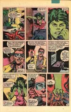 Extrait de Savage She-Hulk (The) (1980) -9- The Power Of The Word
