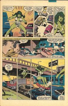 Extrait de Savage She-Hulk (The) (1980) -10- War Of... The Word!