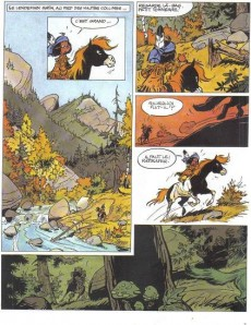 Extrait de Yakari -5a93- Yakari et le grizzly