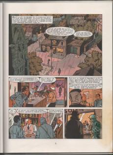 Extrait de Ric Hochet -15a86- Le monstre de noireville