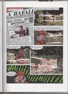 Extrait de Ric Hochet -22c99- Alerte ! extra-terrestres !