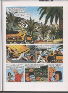 Extrait de Ric Hochet -35b00- La mort noire