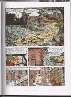 Extrait de Ric Hochet -41c1999- La maison de la vengeance