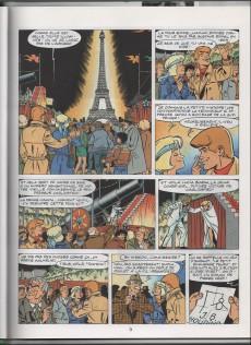 Extrait de Ric Hochet -61a02- Le jeu de la potence