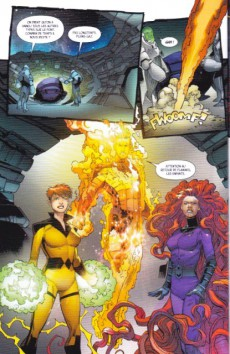 Extrait de All-New Inhumans -6- La Torche et la reine