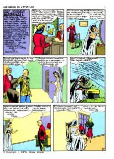 Extrait de Les héros de l'aventure (Classiques de l'aventure, Puis) -74- Le Fantôme : Les Sœurs Marshall