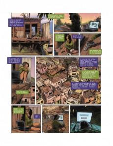Extrait de Watch Dogs -1- Retour à Rocinha