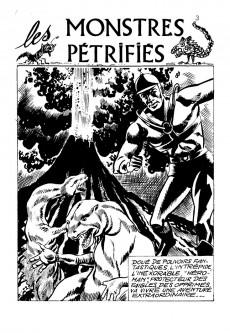 Extrait de Hero-man -2- Les monstres pétrifiés