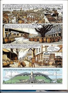 Extrait de Michel Vaillant -61Pub1- La fièvre de Bercy