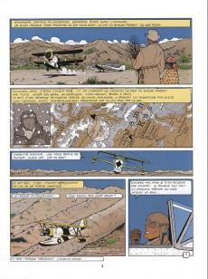 Extrait de Adler -2a01- Le repaire du katana