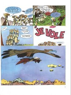 Extrait de Le génie des Alpages -2a78- Comme des bêtes