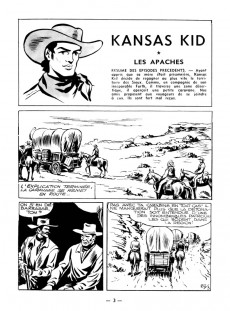 Extrait de Kansas kid (Nat présente) -87- Les Apaches