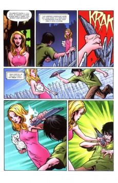 Extrait de Buffy contre les vampires - Saison 08 -INT2- L'Intégrale : Tome 2