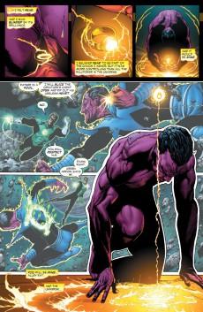 Extrait de Green Lantern: The Sinestro Corps War (2008) -INT01- The Sinestro Corps War - volume one