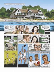 Extrait de Ils ont fait l'Histoire -18- Kennedy