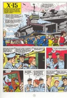 Extrait de Buck Danny -31b1984- X-15