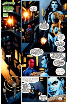 Extrait de Green Lantern: Tales of the Sinestro Corps (2007) -INT- Tales of the Sinestro Corps