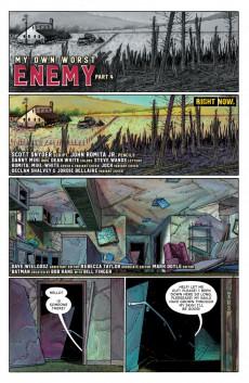 Extrait de All Star Batman (2016) -4- My Own Worst Enemy, Part Four