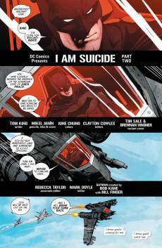 Extrait de Batman (2016) -10- I am Suicide, Part Two