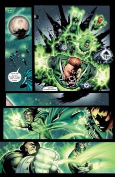 Extrait de Green Lantern Corps (2006) -INT06- Blackest Night