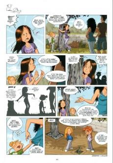 Extrait de Les sisters -11- C'est dans sa nature