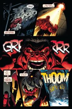 Extrait de Hulk Vol.2 (Marvel comics - 2008) -INT01- Red Hulk