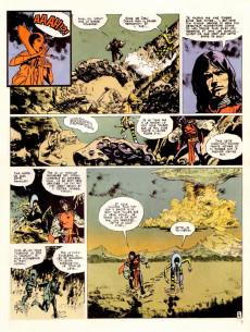 Extrait de Le vagabond des Limbes -3- Les charognards du cosmos