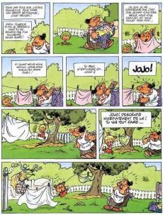 Extrait de Jojo (Geerts) -6a2003- Le serment d'amitié