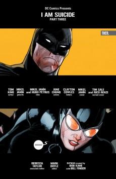 Extrait de Batman (2016) -11- I am Suicide, Part Three