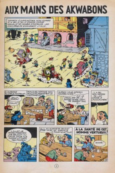 Extrait de Le vieux Nick et Barbe-Noire -7- Aux mains des Akwabons