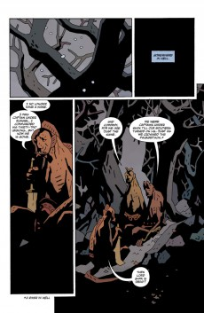 Extrait de Hellboy in Hell (2012) -9- The Spanish Bride