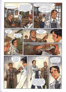 Extrait de Sherlock Holmes (Seiter/Manunta) -3- Sherlock Holmes et l'Énigme du Jodhpur