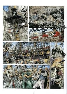 Extrait de Les pirates de Barataria -6a15- Siwa