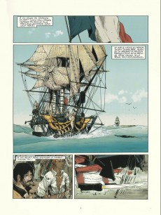 Extrait de Les pirates de Barataria -7a14- Aghurmi