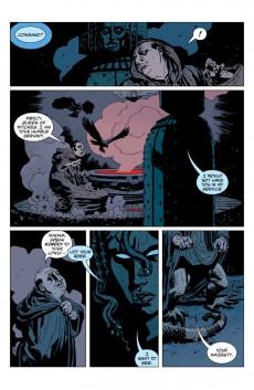 Extrait de Hellboy (1994) -INT08- Darkness Calls