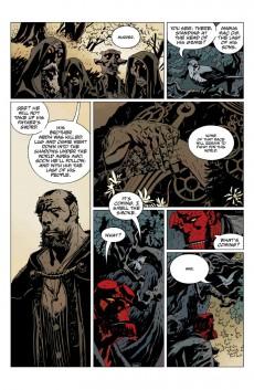 Extrait de Hellboy (1994) -INT09- The Wild Hunt