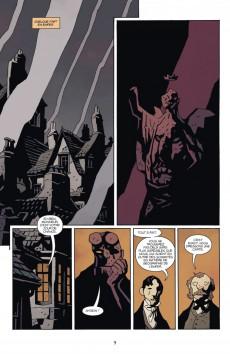 Extrait de Hellboy en enfer -2- La Carte de la Mort
